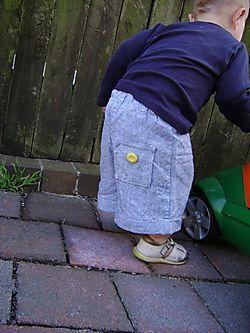 Linen pants 2
