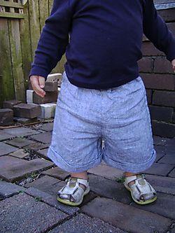 Linen pants 1